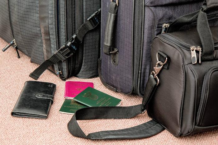 No abuses del equipaje