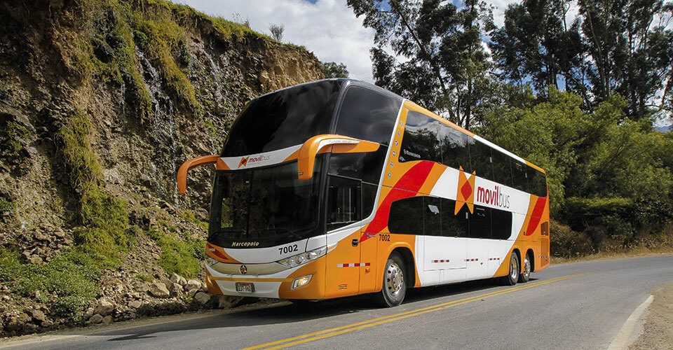 Movil Bus pasajes Peru