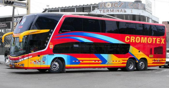 Bus de Cromotex
