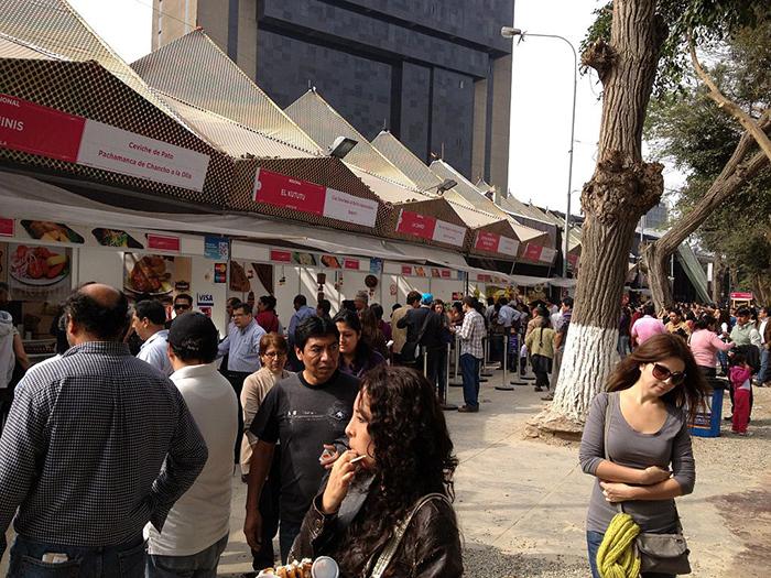 Ferias Gastronómicas de Perú: Mistura 2012