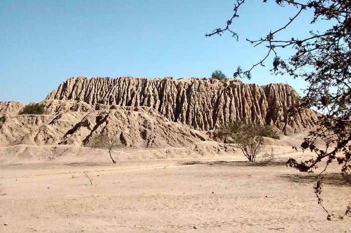Viajar a las pirámides de túcume